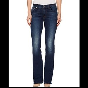 NWT 7 For All Mankind bootcut jeans